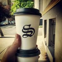 Photo taken at Sterling Coffee Roasters by Kieran H. on 7/9/2012