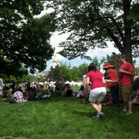 Photo taken at Cinco In The Park! by Joshua E. on 5/5/2012