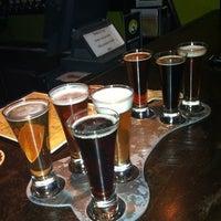 Photo taken at Sleepy Dog Saloon & Brewery by Nicki P. on 3/22/2012