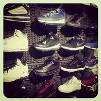 Photo taken at Nike Santa Monica by Jeri M. on 4/12/2012