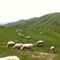 Photo taken at Samyang Ranch by eunae k. on 5/19/2012