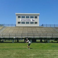 Photo taken at Bolstorff Field by Zack C. on 5/22/2012