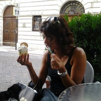 Photo taken at La Gelateria by Davide S. on 8/11/2012