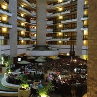 Photo taken at Embassy Suites by Hilton Orlando International Drive Jamaican Court by Roy C. on 3/15/2012