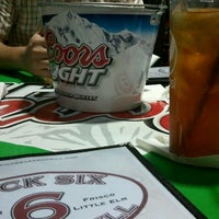 Photo taken at Pick 6 Bar & Grill by Corrine G. on 5/5/2012