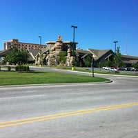 Photo taken at Cherokee Casino & Hotel by Charlie C. on 5/9/2012