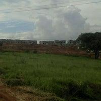 Photo taken at Brookfield - Vila Abaeté by Matheus S. on 5/24/2012