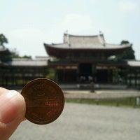 Photo taken at Byodo-in Temple by Rafa Z. on 7/28/2012