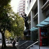 Photo taken at 56 Pitt Street Sydney by Marihni L. on 4/19/2012