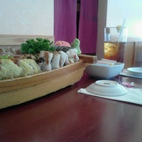 Photo taken at Sushi En by Andy on 3/7/2012