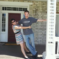 Photo taken at Green Gate Village Historic Inn by Peter S. on 5/19/2012