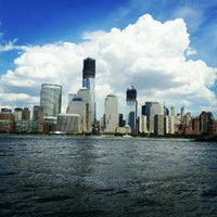 Photo taken at Statue of Liberty Ferry by Tota A. on 6/9/2012