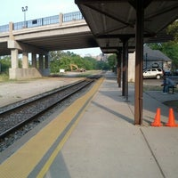 Photo taken at Amtrak - Ann Arbor Station (ARB) by Christopher S. on 8/2/2012