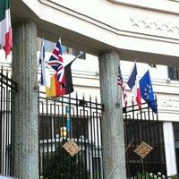 6/13/2012 tarihinde Yelena S.ziyaretçi tarafından Достық / The Dostyk Hotel'de çekilen fotoğraf