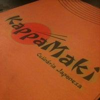 Photo taken at Kappamaki by Arthur B. on 6/20/2012