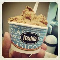 Photo taken at Freddo by Denis B. on 4/7/2012