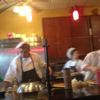 Photo taken at The Crepe Maker by Matthew T. on 3/13/2012