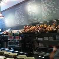 Photo taken at Tompkins Square Bagels by David B. on 6/16/2012
