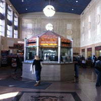 Photo taken at Newark Penn Station by Rik J. on 4/7/2012