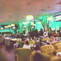 Снимок сделан в VERANDA cafe пользователем Lunegov 3/30/2012