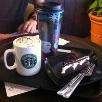 Photo taken at Starbucks by Nicholas C. on 8/11/2012