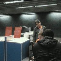 Photo taken at Check-in Gol by Alê B. on 6/3/2012