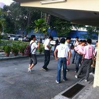 Photo taken at Phor Tay Private High School (菩提独中) by Japheth on 8/4/2012