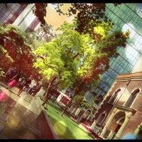 Photo taken at ChurchyYard by Djaia on 8/16/2012
