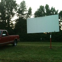 Photo taken at Holiday Drive In Theater by Zachary B. on 5/31/2012