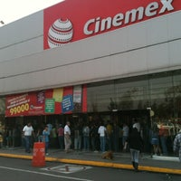 Photo taken at Cinemex by Martin C. on 5/1/2012