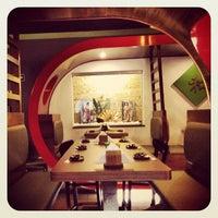Photo taken at Koban Sushi by Kleber F. on 6/2/2012