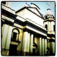 Photo taken at Parque Central de Alajuela by Francisco S. on 3/31/2012