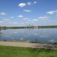 Photo taken at Lake Calhoun by Tim O. on 5/2/2012
