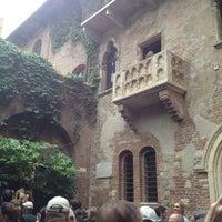 Das Foto wurde bei Casa di Giulietta von Mara P. am 4/29/2012 aufgenommen