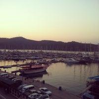 8/15/2012 tarihinde Melike T.ziyaretçi tarafından Alesta Yacht Hotel'de çekilen fotoğraf
