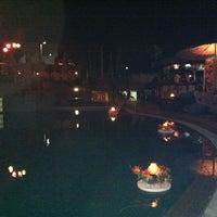 Photo taken at Portofino Hotel & Beach by Hilal K. on 8/23/2012
