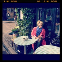 Photo taken at Café Drudenfuss by Oliver R. on 5/19/2012