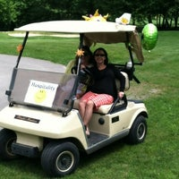 Photo taken at Blissful Meadows Golf Club by Rich V. on 6/26/2012