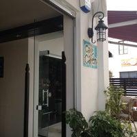 Photo taken at Cafe Cafen Bistro by Umut G. on 5/9/2012