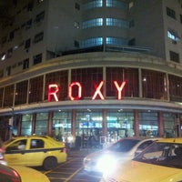 Photo taken at Cinema Roxy by Roberto S. on 7/5/2012