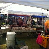Photo taken at Roadrunner Park Farmers Market by Cat B. on 6/2/2012