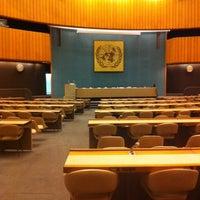 Снимок сделан в UNECE Geneva пользователем Laine K. 5/4/2012