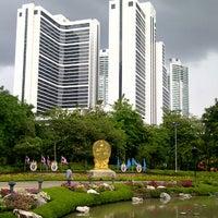 9/2/2012 tarihinde Maionie P.ziyaretçi tarafından Benchasiri Park'de çekilen fotoğraf