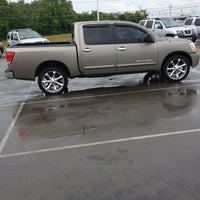... Photo Taken At Twin City Nissan By Yvonne P. On 5/14/2012