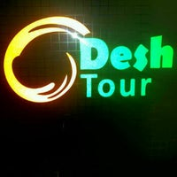 Photo taken at Desh Tour by Desh Tour on 5/12/2012