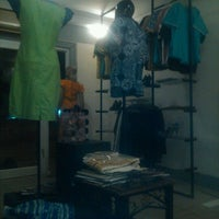 Photo taken at Jenesus Clothing Line by Duke D. on 4/13/2012