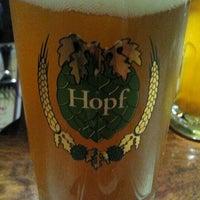 Photo taken at Hopf Brew House by Bo P. on 3/9/2012