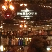Photo taken at The Parlour at El Cortez by Kevin B. on 4/29/2012