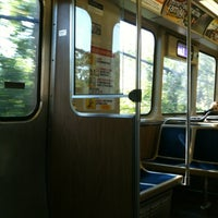 Photo taken at CTA - Davis by Kenneth I. on 7/31/2012