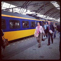 Photo taken at Spoor 1 by 26893454 on 6/21/2012